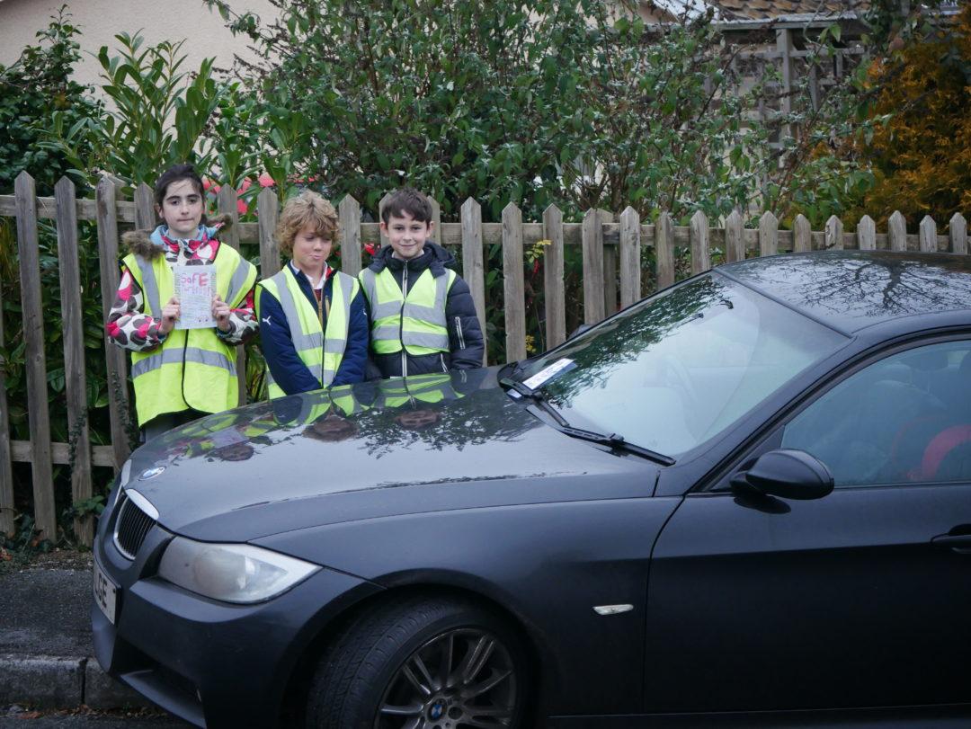 Our School Council address parking concerns