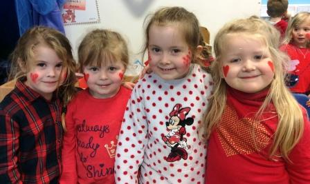 Kids 'N' Cancer 'Red Day'