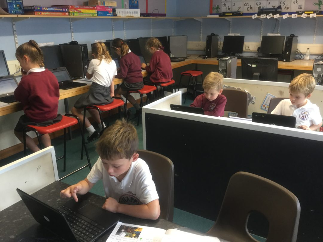 Word processing in the Activity Zone