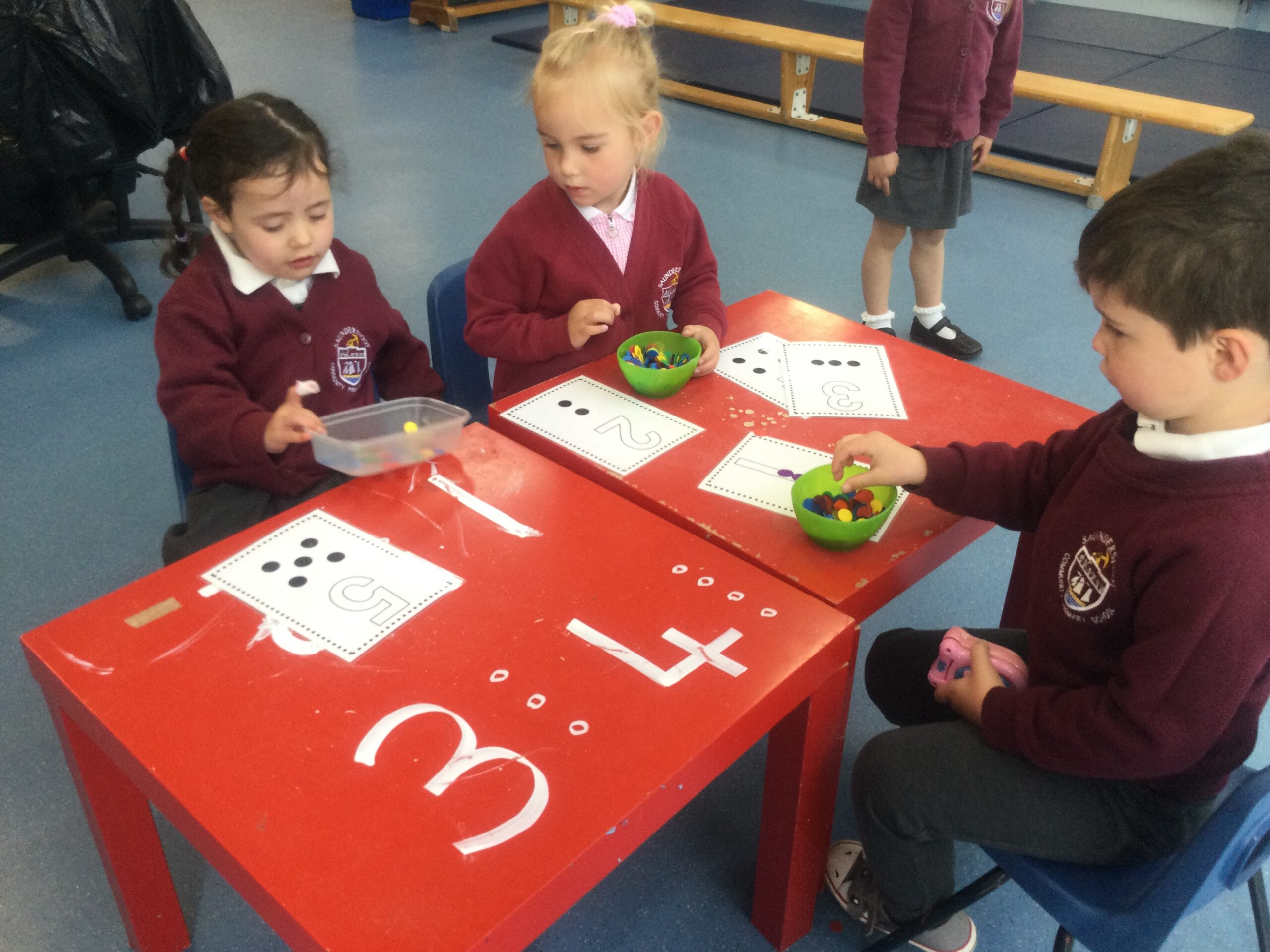 Using our Mathematical Skills!